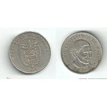 Moneda De Panama 5 Centesimos