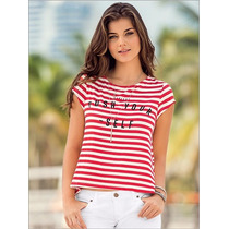 Camiseta / Polo Modelo Nautica De Leonisa Oferta 55.00 Soles