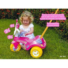 Triciclo Infantil Menina Fofy Cotiplás Frete Grátis