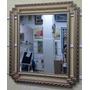 Espelho Decorado 80x70cm C/moldura Enviamos Para Todo Brasil