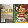 Bambi Dvd Walt Disney Clasico Dibujo Animado