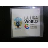 Parche Para Camiseta De San Lorenzo Copa Euroamericana