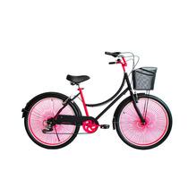 Bicicleta Urbana Carlotta Rodada 26