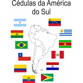 Catálogo De Cédulas Da América Do Sul