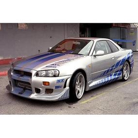 1:24 Nissan Skyline Gtr (r34) De Brian O´conner
