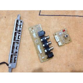 Teclado , Receptor Tv Lcd Philips 42pfl5332/78