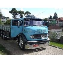 Kit Vidro Eletrico Caminhão Mercedes Cabine Antiga 1113 1519