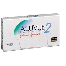 Lentes De Contacto Acuvue® 2 Descart. Protuv. X6. Sin Aument