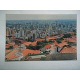 Cartão Postal Belo Horizonte, Mg - Vista Panoramica