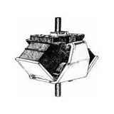 Pata De Caja Renault 18 7515