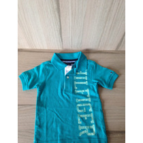 Camisa Polo Menino, Marca: Tommy Hilfiger Original/nova