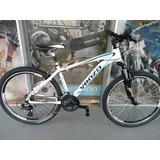 Bicicleta Mtb Venzo Yety R26 Shimano 21 Velocidades