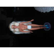 Barbie Dentista Funcionando Pedestal Não Acompanha