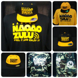 Camisas Raiders E Radio Nação Zulu