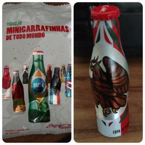 Minigarrafinha México - Coca Cola - Copa 2014