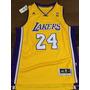 Camisa Basquete Lakers - Kobe Bryant - Nba Original 3 Cores