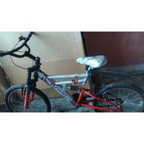 Remate Buen Fin Bicicleta Rodada 20 Amortiguada Detalle