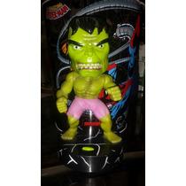 Hulk Cabezon Con Luz Y Sonido