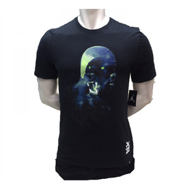 Playera Jordan Retro 13 Black Cat