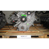 Motor 7/8 Jeep Commander Hemi 5.7l V8 07