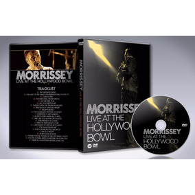 Dvd Morrissey - Live At The Hollywood Bowl