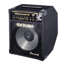 Cubo Amplificador De Baixo Meteoro Star Black 15 Pol