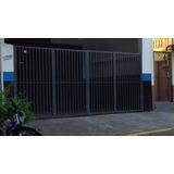 Portão De Ferro Metalon
