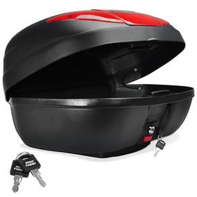 Bau Para Moto Bauleto 45 Litro Smart Box Motocicleta Motoboy