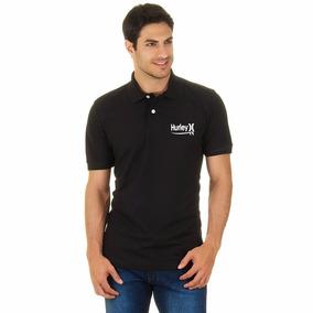 Camiseta Hurley Prancha Skate Camisa Polo A Pronta Entrega!!