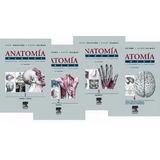 Rouviere - Anatomia Humana 4 Tomos - 9787445815345
