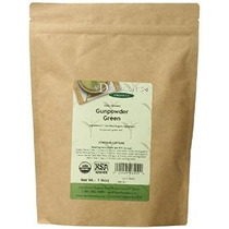 De Davidson Té A Granel Pólvora Verde 1-pound Bag