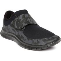 Zapatillas Nike Free Socfly Running Unica Abrojo 724851-003
