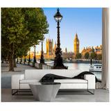 Papel De Parede Paisagens Cidades Sala Gigante Londres M61