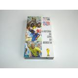 Fita Vhs World Cup Usa94 Hist Copa Mundo 94 - Usada N Estado
