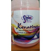 Baño De Crema Keratina Intensivo Stylex