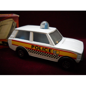 Matchbox Police Patrol N° 20 Rola-matics 1979 Caja Original