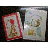 Holly Hobbie Tarjetas De La Epoca Del 80 , Impecables