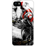Capinha 3d God Of War Kratos Iphone 4/4s/5/5s/5c/6/6 Plus