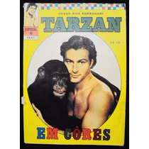 Revista Quadrinhos Antiga Anos 60 Tarzan / Arrack Número 6
