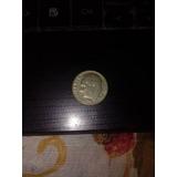 Pequeña Y Rara Moneda One Dime 1990