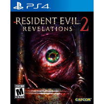 Resident Evil Revelations 2 - Playstation 4 Ps4 (físico) Fgk