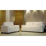 Sofas Modernos Tapizados En Bipiel Somos Fabricantes