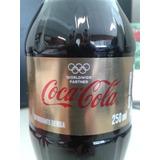 Garrafa Coca-cola Worldwide Partner Olimpíadas Rio2016 250ml