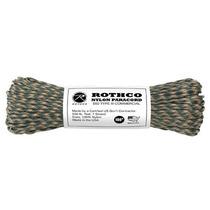 Rothco Tipo Iii Paracord Comercial (camo, 550 Libras / Pies