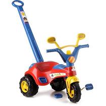 Triciclo Infantil Velotrol Policial Cotiplás Aproveitem!!!!