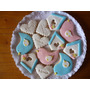 Galletitas Decoradas Cookies/shabby Chic/románticas/souvenir
