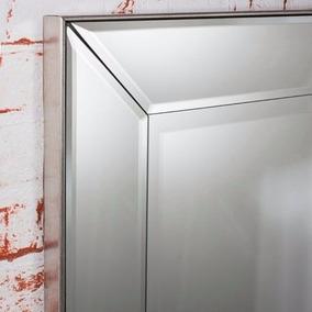 Espelho 4mm Bisotado Qualquer Medida Colocado Todo Rj