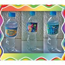 Etiquetas Impermeables Para Botellas De Agua