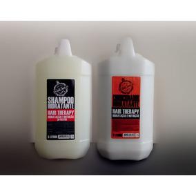 Shampoo 5 Litros + Condicionador 5 Litros Galão
