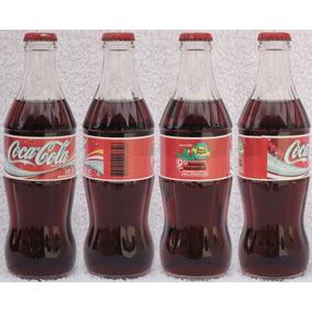 Garrafa Coca-cola Comemorativa Da Brasil Chapter !